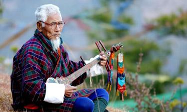 Bhutan Reisen Grosse Rundreise