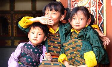 Bhutan Reisen Kleine Rundreise