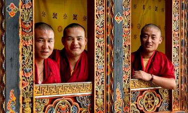 Nepal und Bhutan Rundreise