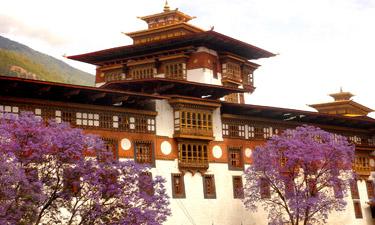 Bhutan Reisen Punakha