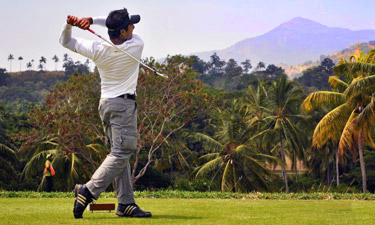 Sri Lanka Golf Golfreise