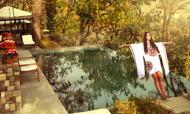 Ananda in the Himalayas Pool Villa