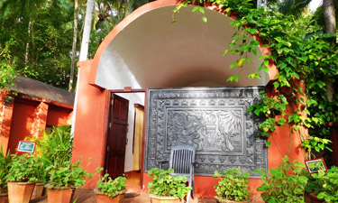 Bethsaida Hermitage Ayurveda Behandlungsräume