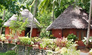 Bethsaida Hermitage Special Kerala Huts
