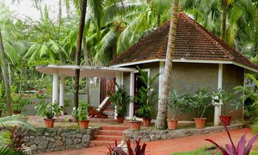 Bethsaida Hermitage Modern Kerala Cottages