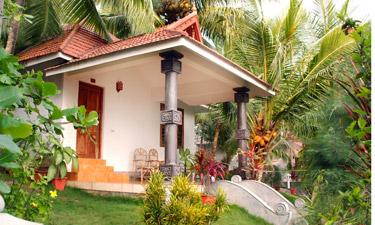 Bethsaida Hermitage Modern Kerala House