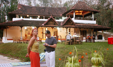 Dukes Forest Lodge Kerala