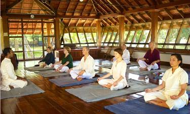 Kalari Kovilakom Yoga und Meditation