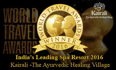 Kairali World Travel Award Winner 2016