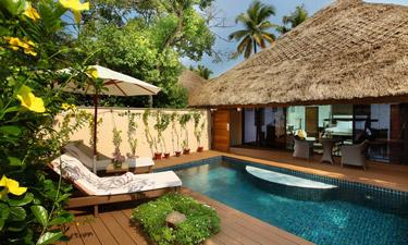 Carnoustie Ayurveda Resort Semantha Pool Villa