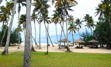 Carnoustie Ayurveda Resort Strand
