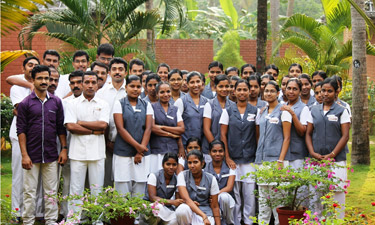 Nattika Beach Resort Ayurveda Team