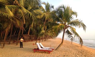 Nattika Beach Resort Strand