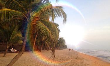 Nattika Beach Resort Lage