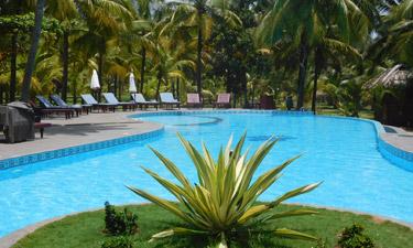 Nattika Beach Resort Pool