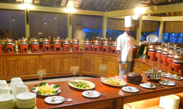 Nattika Beach Resort Restaurant