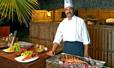 Neeleshwar Hermitage Restaurant