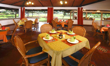 Soukya Holistic Health Center Restaurant