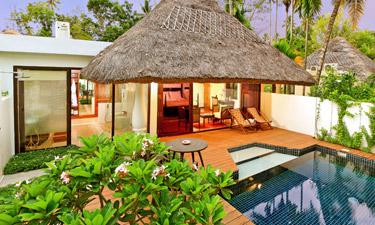 Carnoustie Ayurveda Resort Mallika Villa