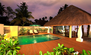 Carnoustie Ayurveda Resort Punag Villa