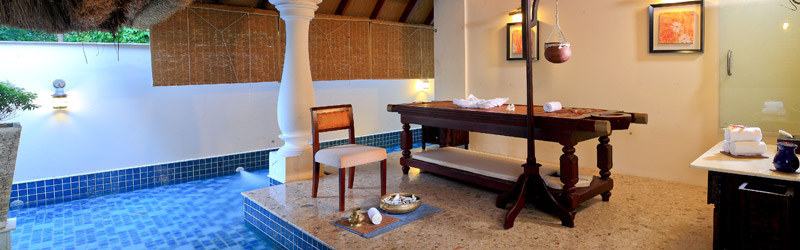 Ayurveda Luxus Resorts