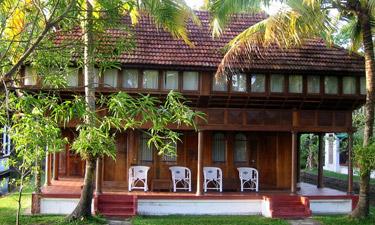 Coconut Lagoon Heritage Mansion