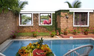 Coconut Lagoon Pool Villa