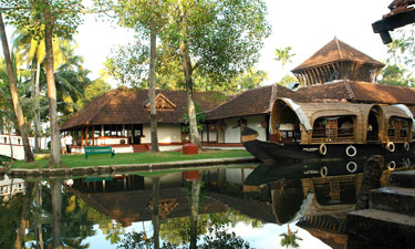 Ayurveda Kur Indien Coconut Lagoon Resort Ayurvedakur Ayurvedareise