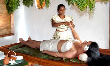Ayurveda Sri Lanka Handmassage