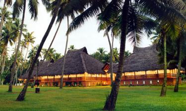 Marari Beach Resort Restaurant