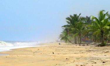 Marari Beach Resort Strand