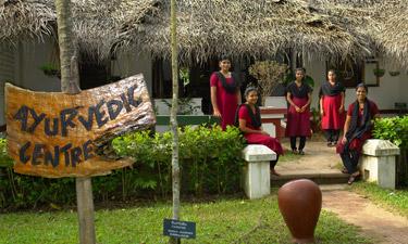 Marari Beach Resort Ayurveda Center