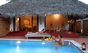 Marari Beach Resort Pool Villa