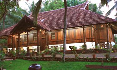 Somatheeram Beach Kerala House