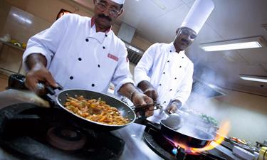 Somatheeram Ayurvedic Health Resort Restaurant