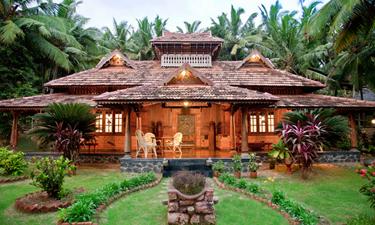 Somatheeram Ayurvedic Health Resort Kerala House