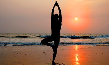 Somatheeram Ayurvedic Health Resort Yoga