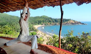 Swa Swara Beach Resort Yoga