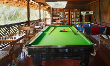 Travancore Heritage Resort Freizeitraum