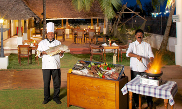 Travancore Heritage Resort Restaurant