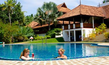 Travancore Heritage Resort Swimming Pool