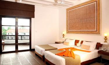 Heritance Ayurveda Maha Gedara Deluxe Zimmer