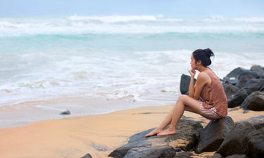 Lanka Princess Hotel Beach