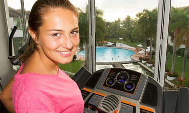 Lanka Princess Hotel Sport Therapie