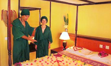 Lotus Villa Zimmer