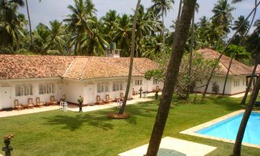 Lotus Villa Seaview Zimmer