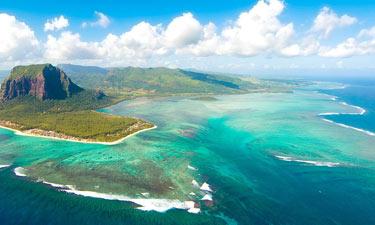 Shanti Maurice Mauritius Lage