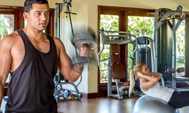 Shanti Maurice Mauritius Fitness