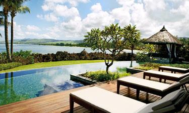 Shanti Maurice Mauritius Shanti Villa Terrasse