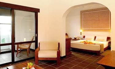 Heritance Ayurveda Maha Gedara Suite